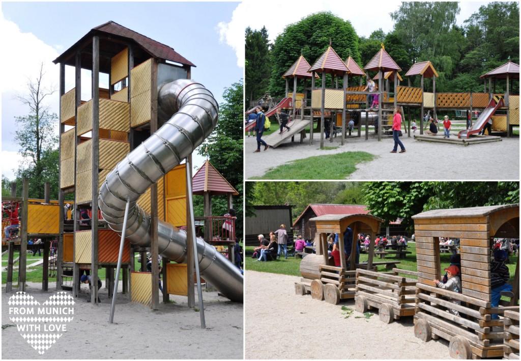 Wildpark Poing Spielplatz