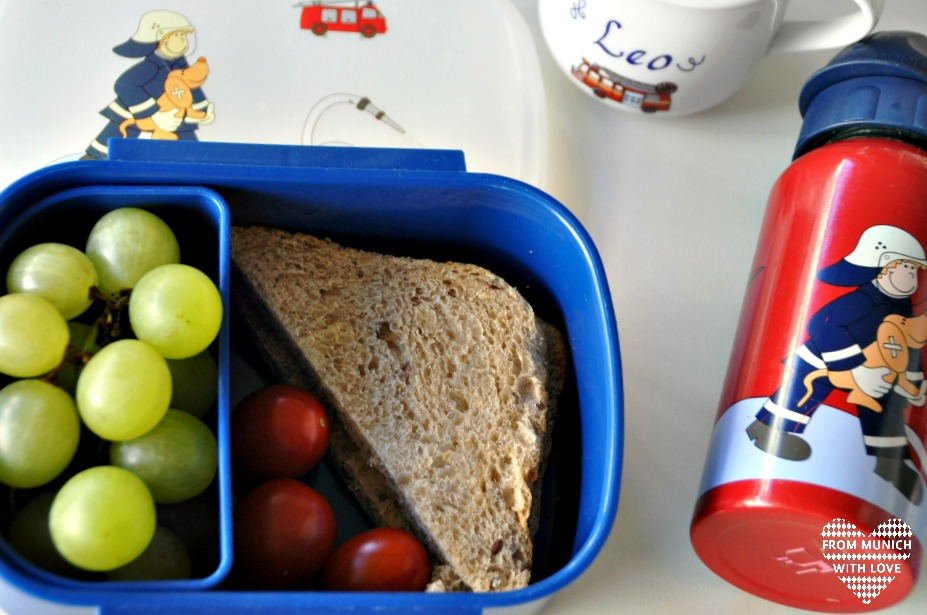 Brotzeitdose Kindergarten
