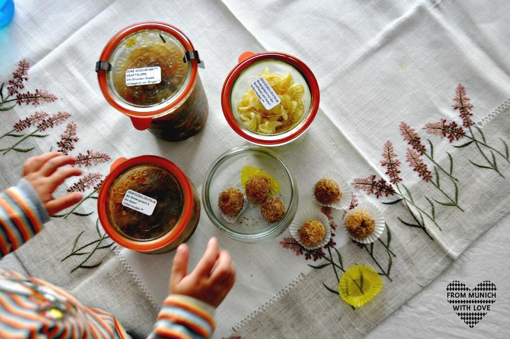 Mothers Finest Lieferservice Mittagessen