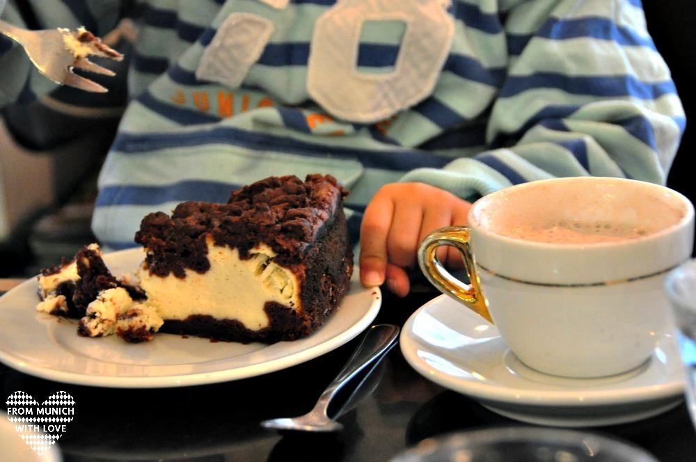 Cafe Clara in der Maxvorstadt