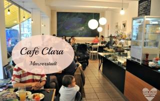 Cafe Clara in der Maxvorstadt München