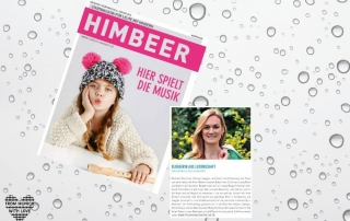 Himbeer ueber From Munich with Love
