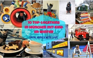 10 top Locations mit Kids in Muenchen im Winter