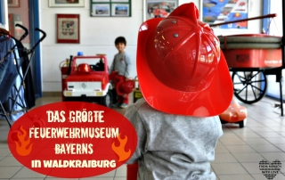 Feuerwehrmuseum in Waldkraiburg