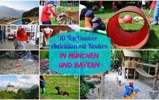 10 Outdoor Tipps in München im Frühling und Sommer