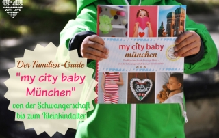 My city baby München Familien-Guide