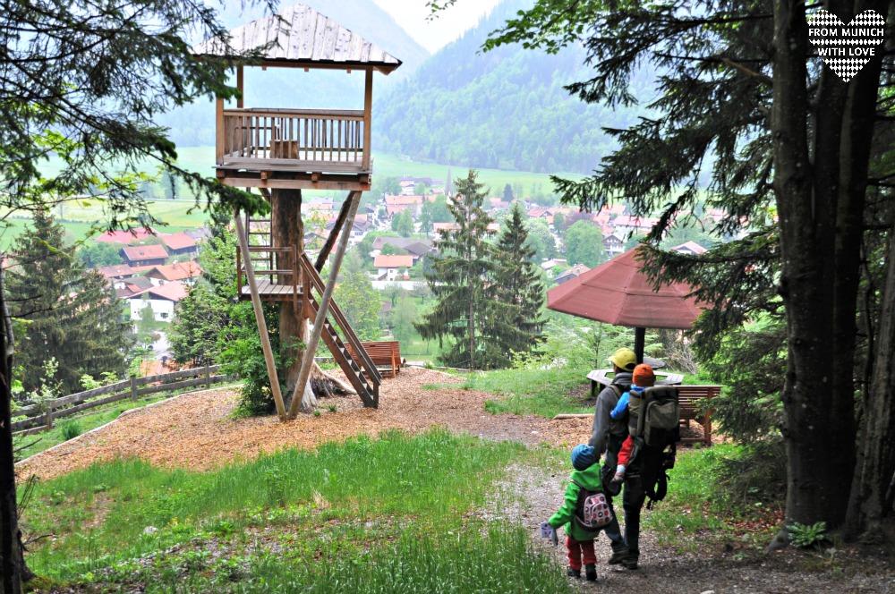 Wendelstein-Maennlein-Weg-Aussichtsturm