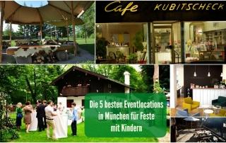 5 beste Locations mit Kindern in München