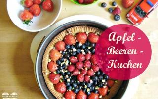 Apfel-Beeren-Kuchen