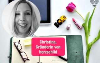 Christina Schäferkord, Herzschild