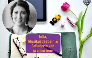 Julia Kadar, Premiertone
