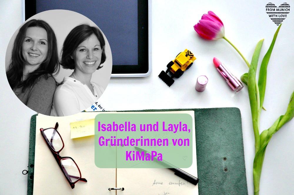Layla und Isabella, Portal KiMaPa