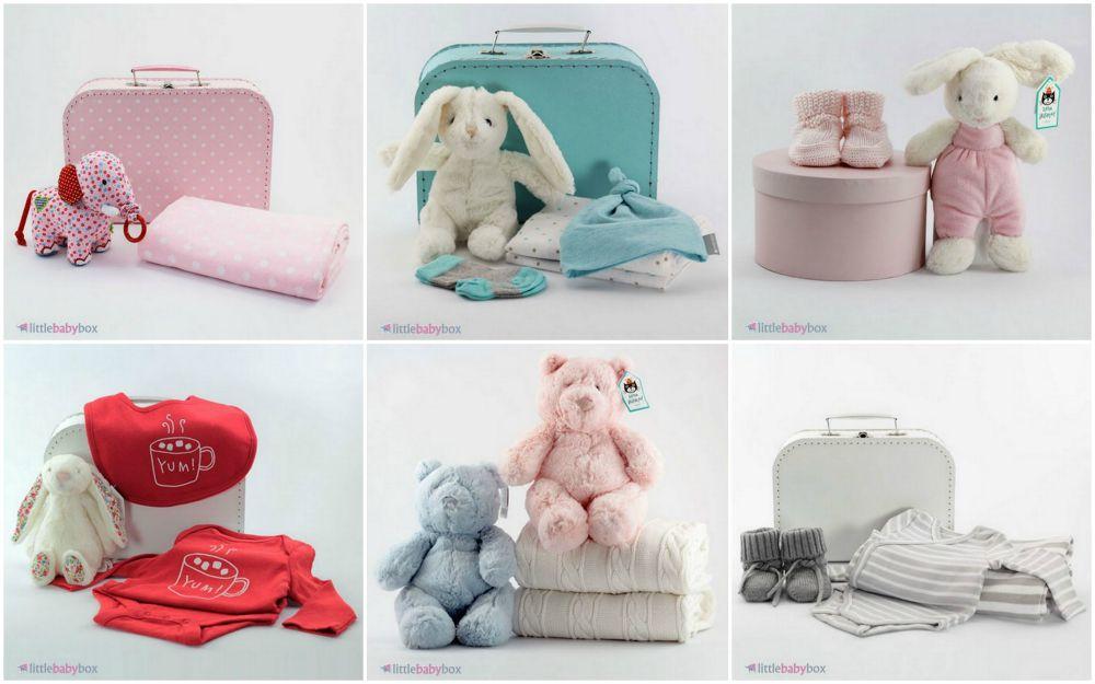 geschenke zur geburt little baby box from munich with love. Black Bedroom Furniture Sets. Home Design Ideas
