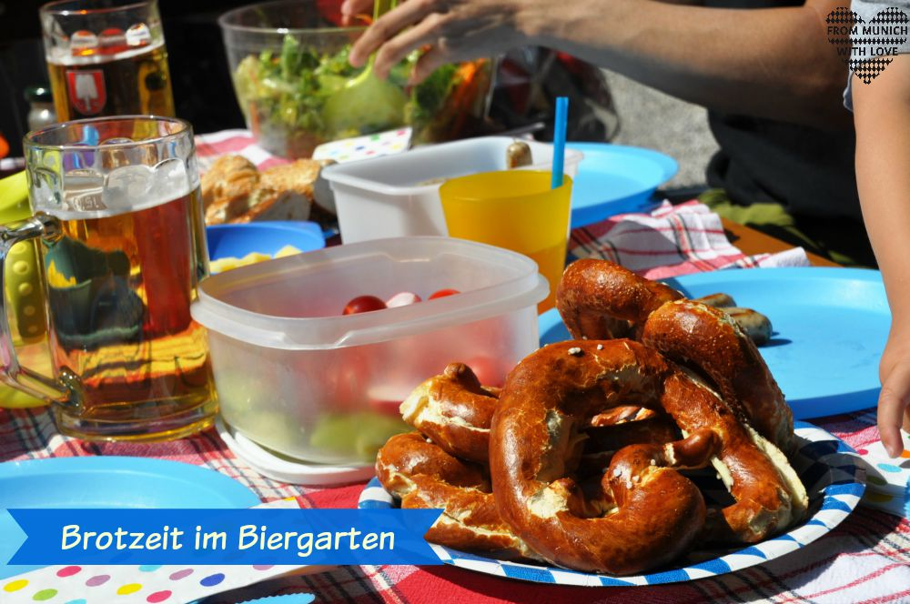 brotzeit im biergarten was wir zum essen mitnehmen from munich with love. Black Bedroom Furniture Sets. Home Design Ideas