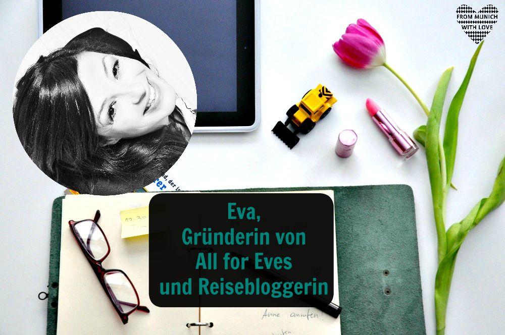 Eva Maria Grossert Gründerin All for Eves