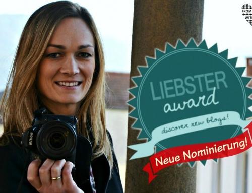 Liebster Award: meine sechste Nominierung und neue Fakten