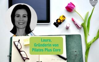 Laura Karbon Kirchhoff, Gründerin Pilates Plus Core
