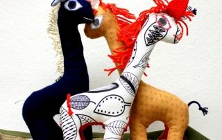 NGUF Naehwerkstatt Giraffen