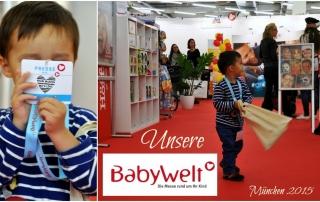 Babywelt Messe München MOC 2015