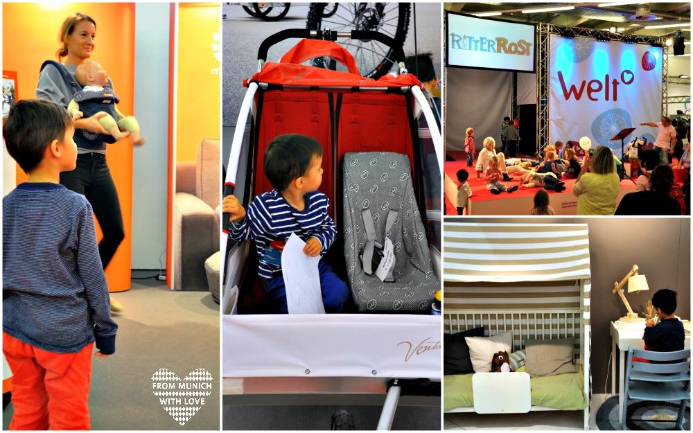 Die Babywelt Messe In M Nchen Unser Erfahrungsbericht