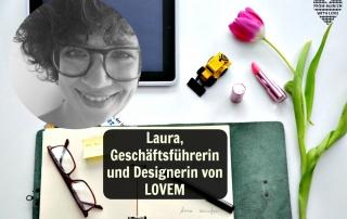 Laura Lechner,Geschäftsführerin und Designerin LOVEM