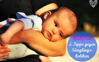 Verdaung und Säuglingskoliken