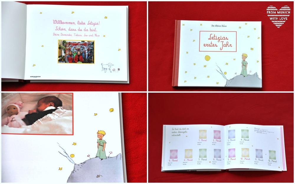 Babyalbum Geschenkeschatz