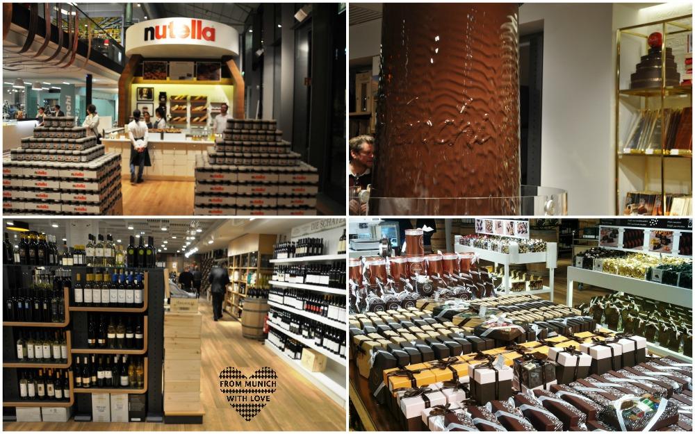 Eataly München Schokolade