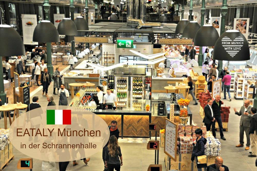 Eataly München Schrannenhalle