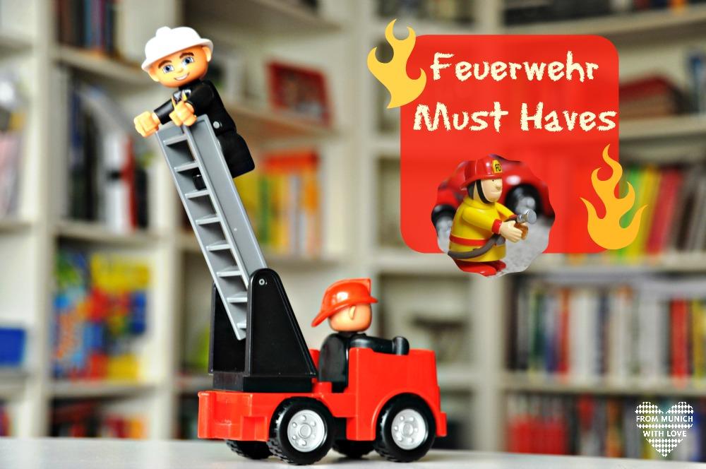 Feuerwehr Must Haves Feuerwehrmann