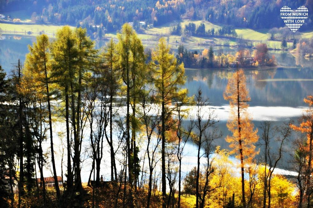 Herbst Schliersee