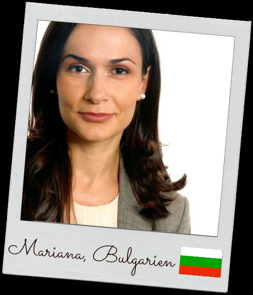 Mariana Menne Bulgarien