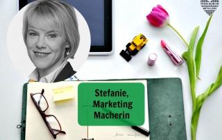 Stefanie Rothenbücher, Marketing Macherin