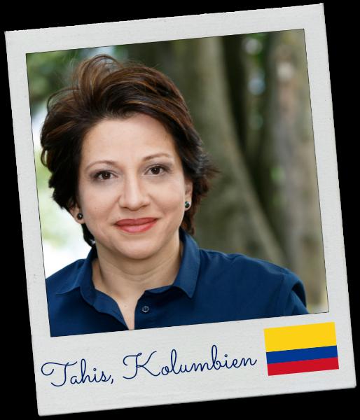Tahis Kolumbien