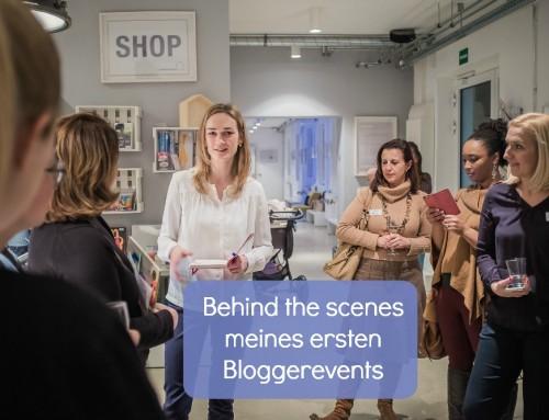Bloggerevent in München – wenn sich Mama-Bloggerinnen treffen