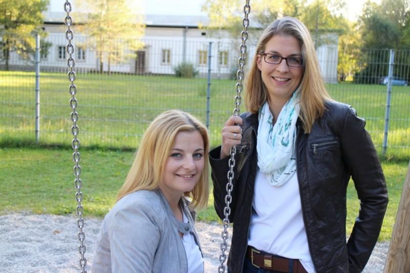 Christine und Nicole, Mamatalk Coaching