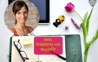 Jana Wetterau Kliebisch buggyFit