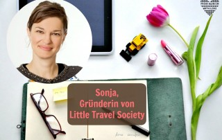 Sonja Alefi, Little Travel Society