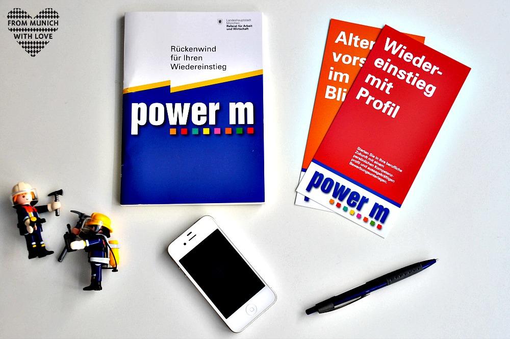 Wiedereinstieg mit power_m