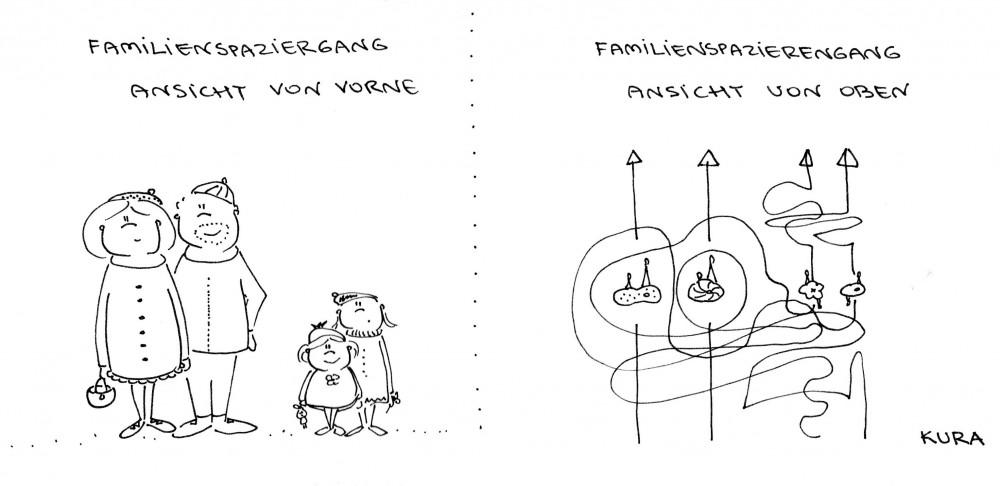 KURA Familienspaziergang