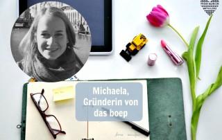 Michaela Hagemann, das boep