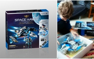 Produkttest Space Hawk Ravensburger