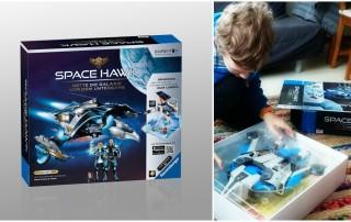 Produkttest Space Hawk Ravensburger