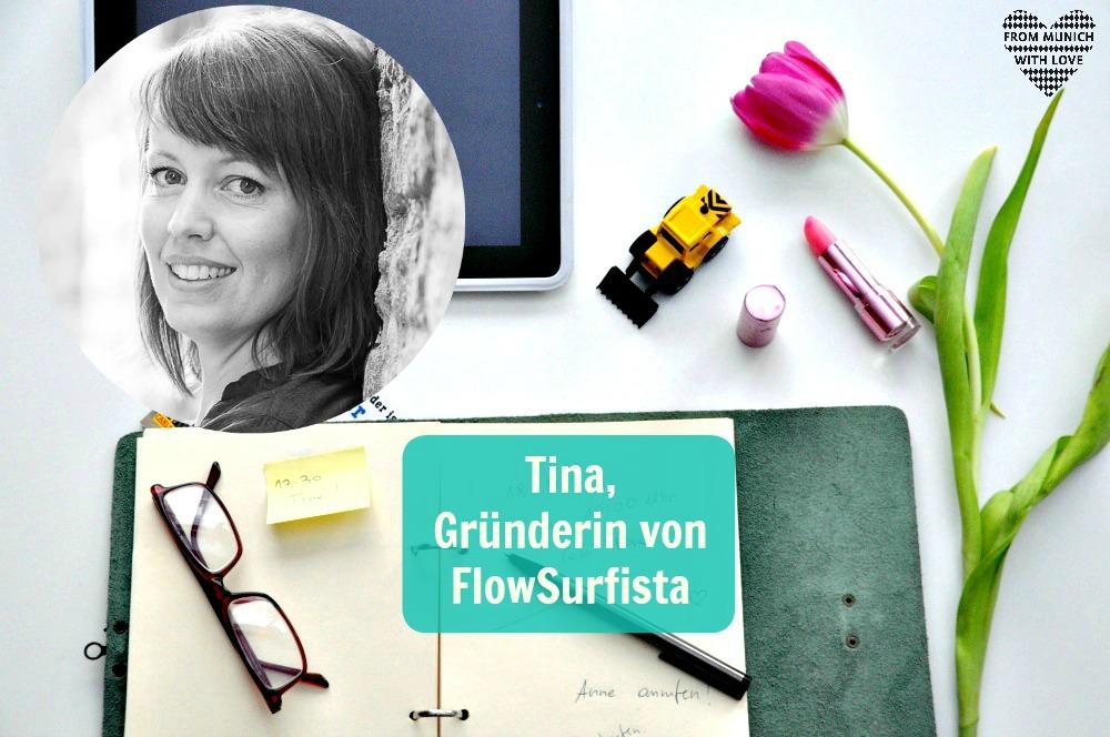 Tina Teresa Koch, Gründerin von FlowSurfista