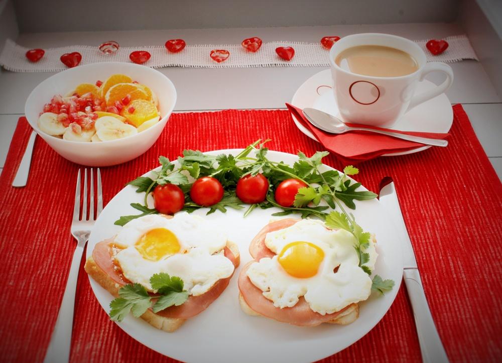 Frühstück Kleinigkeiten Tisch Zu Zweit - Zomerjassen
