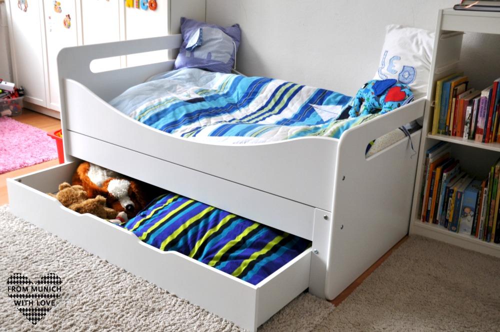 mon petit kinderzimmer Kinderbett Schublade