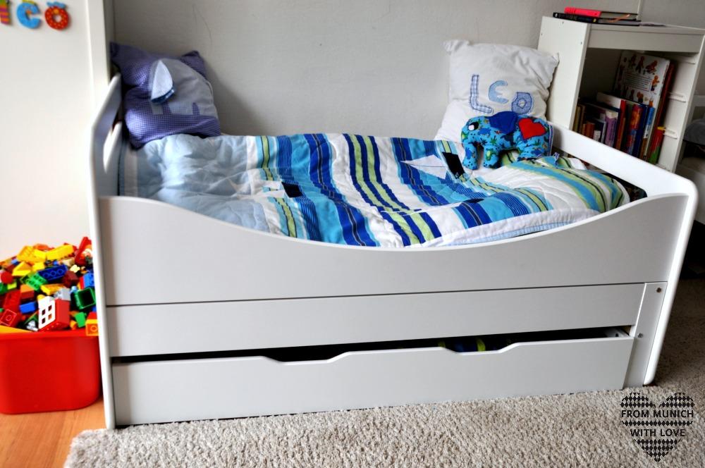 Mitwachsendes Kinderbett Von Mon Petit Kinderzimmer Im