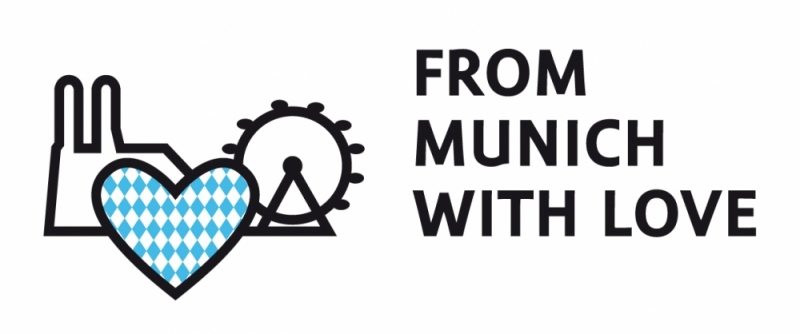 From Munich with Love Mobile Logo