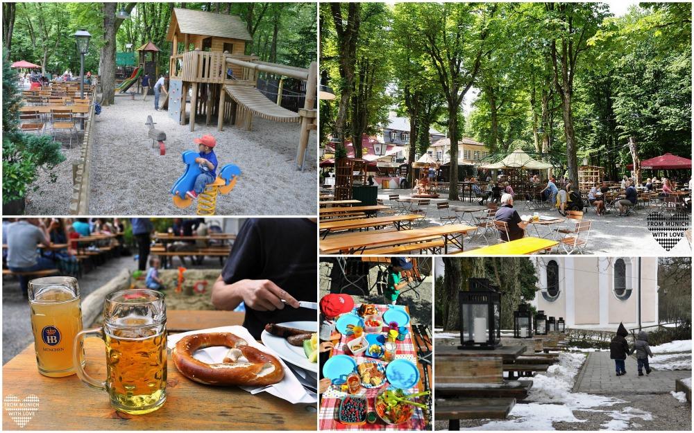 Biergärten München Kinder