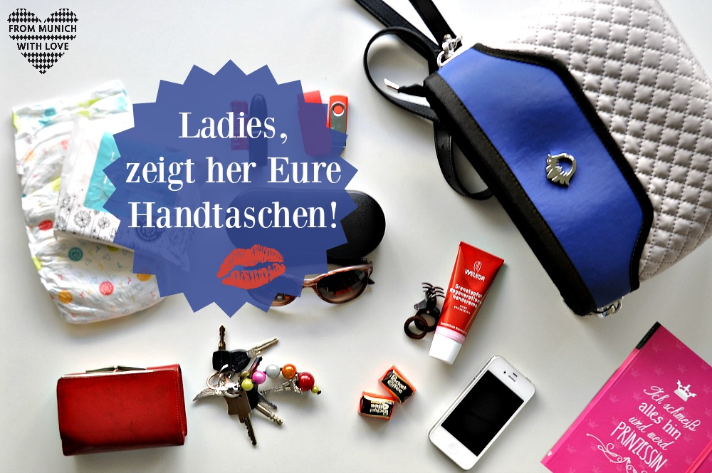 Damen Handtasche Inhalt